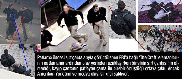 Photo of FOTO-Boston'daki Bombalı Eylem'de FBI Şüphesi