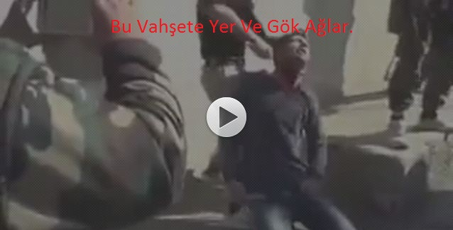Photo of VİDEO-Bu Vahşete Yer Ve Gök Ağlar.+18
