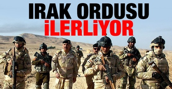 Photo of Irak ordusu adım adım ilerliyor