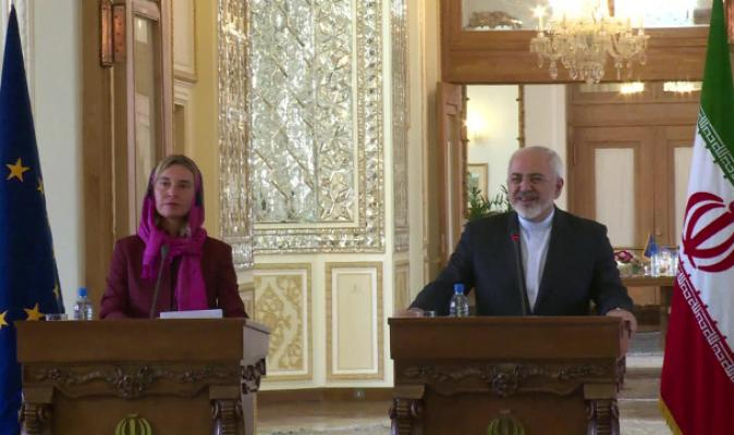 Photo of Federica Mogherini, İran'a gidiyor